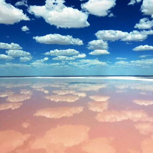 """Kati Thanda-Lake Eyre is in the running to be one of the 7 Wonders of Australia"""""""