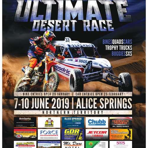 Finke Desert Race 2019