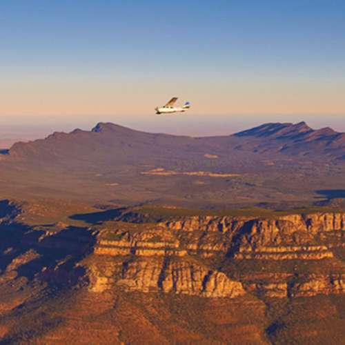 The best scenic flights to take over Australia
