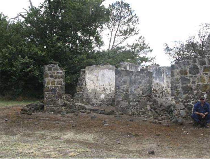 Lake Condah Mission Ruins