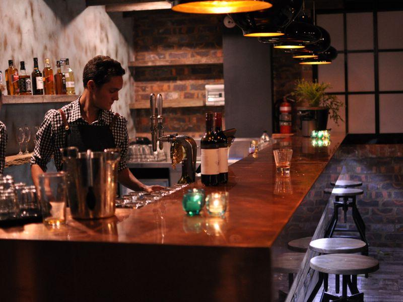 Entally Lodge Bar