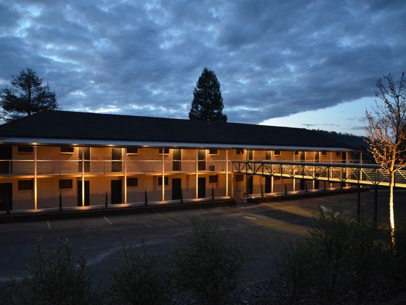 Entally Lodge Exterior