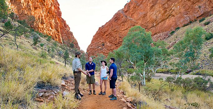 Simpsons Gap Nat Parks