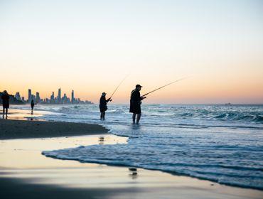 Beach Fishing 1