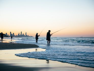 Beach Fishing 1