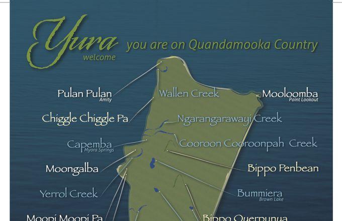 Map Small Jandai