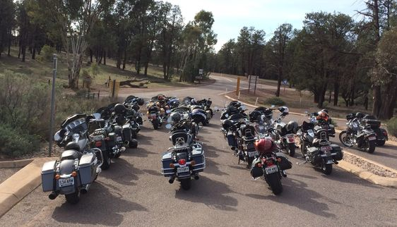 Harley Owners Group Motorcycle Club