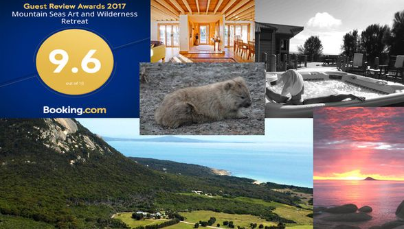Guest Reviews Awards 2017 - Mountain Seas Art and Wilderness Retreat