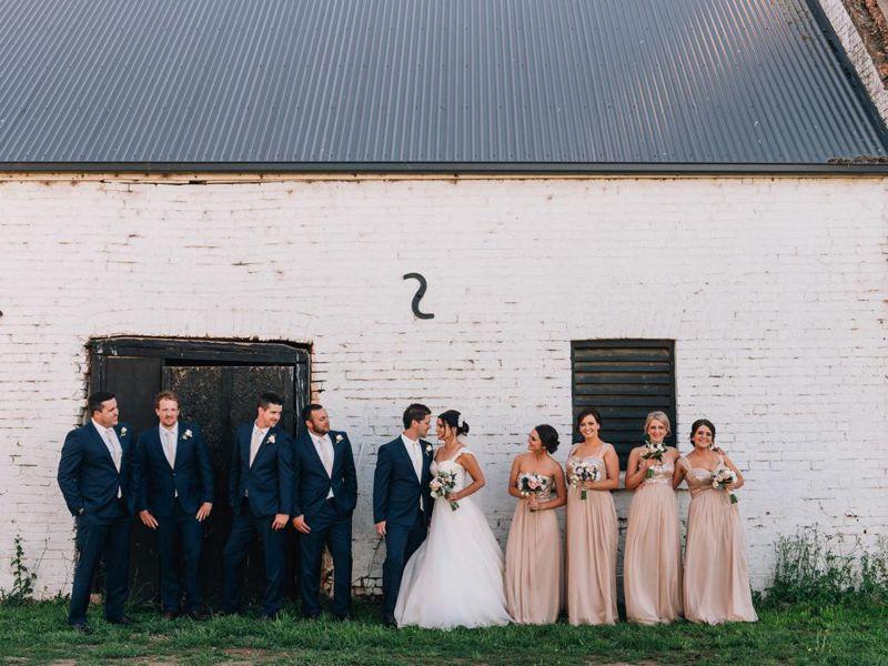 Abby and Ash's Wedding