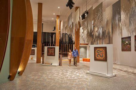 Tjapukai Gallery