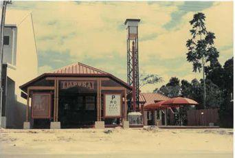 Tjapukai Theatre Kuranda