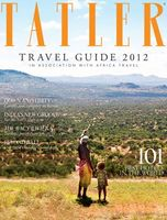 Tatler Travel Guide 2012