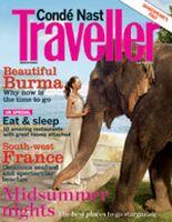 Conde Nast Traveller June 12