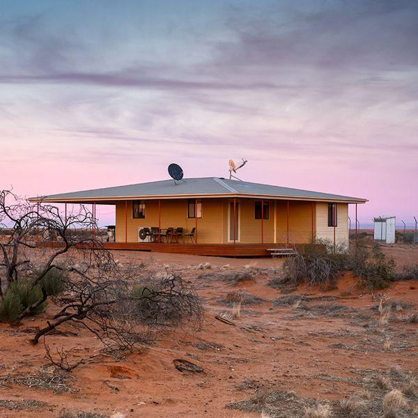 Camel House Exterior - Peter MacDonald