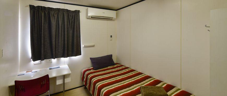 William Creek Hotel Dingo Room01