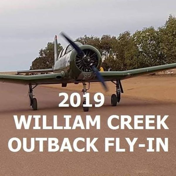 2019 William Creek Fly In
