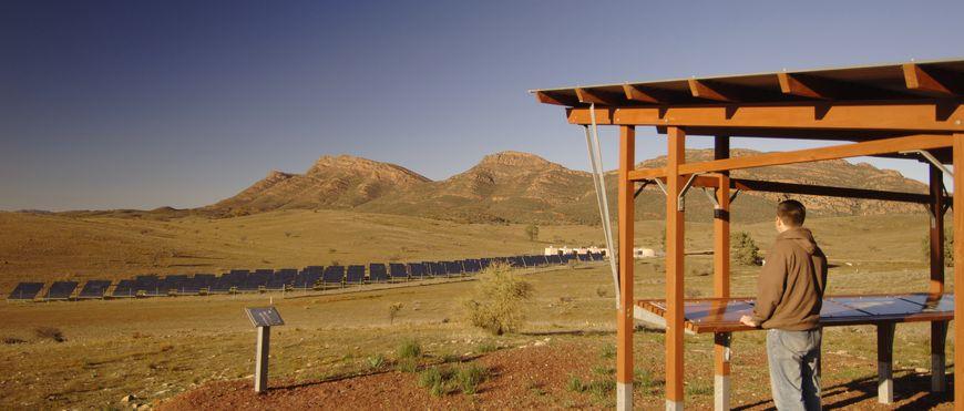 Wilpena_Pound_Solar_Power_Station