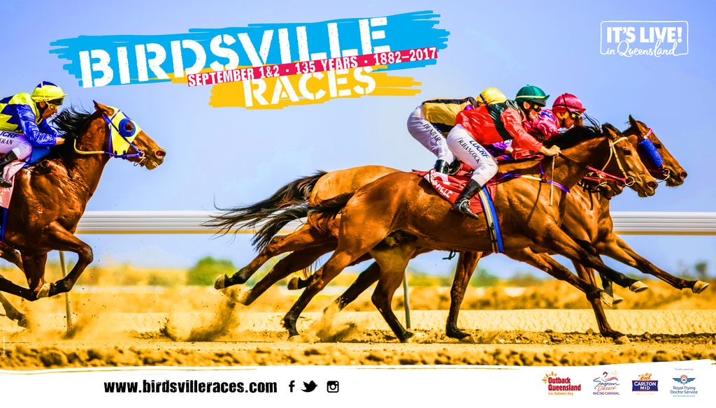 Birdsville Races Sept 1 & 2 - 2017
