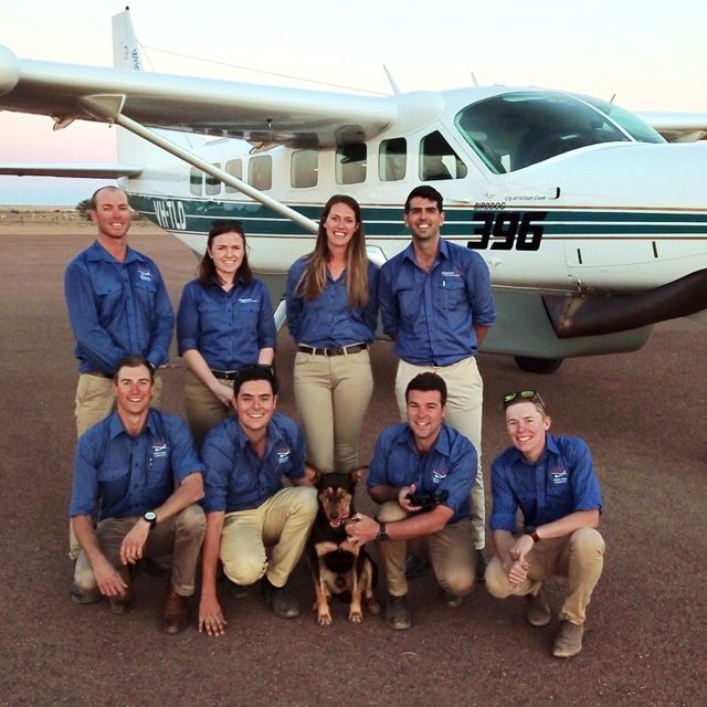 Wrightsair Pilots 2018